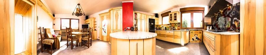 Küche sucht Haus - Massivholzküchen, Vollholzküchen und Schreinerküchen
