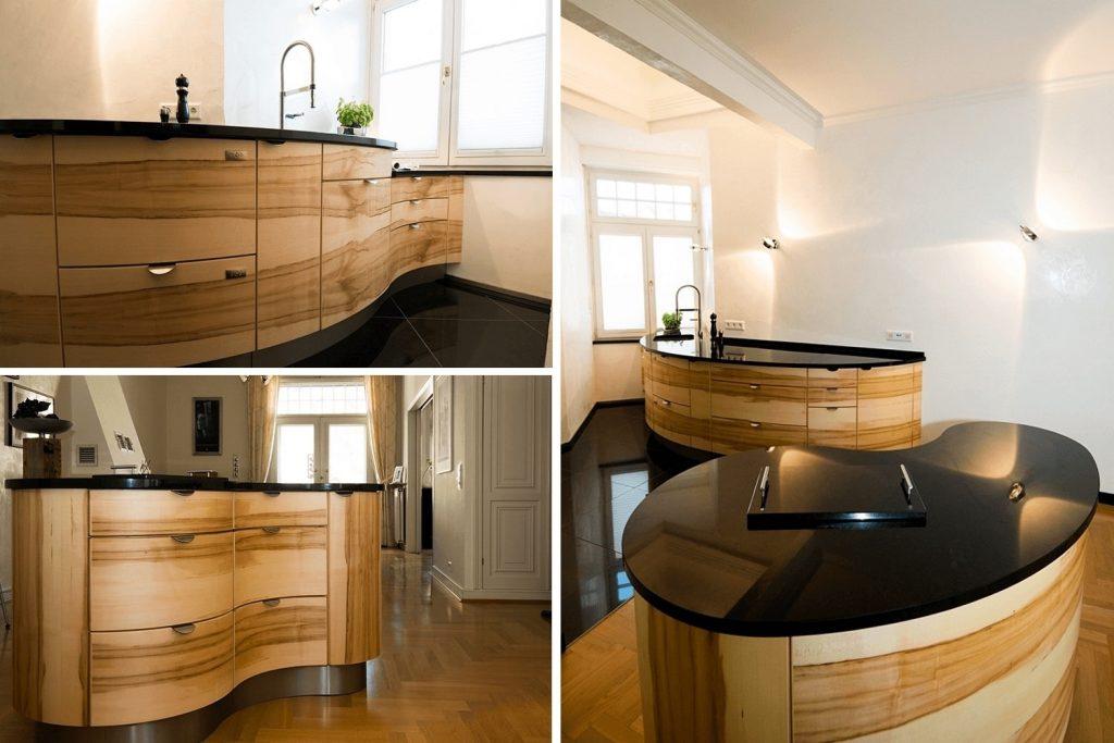 runde k che k rzlich montiert in wiesbaden k che sucht haus. Black Bedroom Furniture Sets. Home Design Ideas