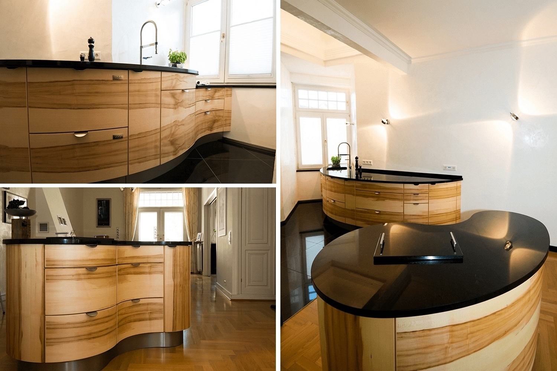 Küche sucht Haus Massivholzküchen Vollholzküchen und