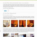 30 Jahre Pfister Möbelwerkstatt