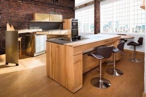 DIe natürliche Architektenküche
