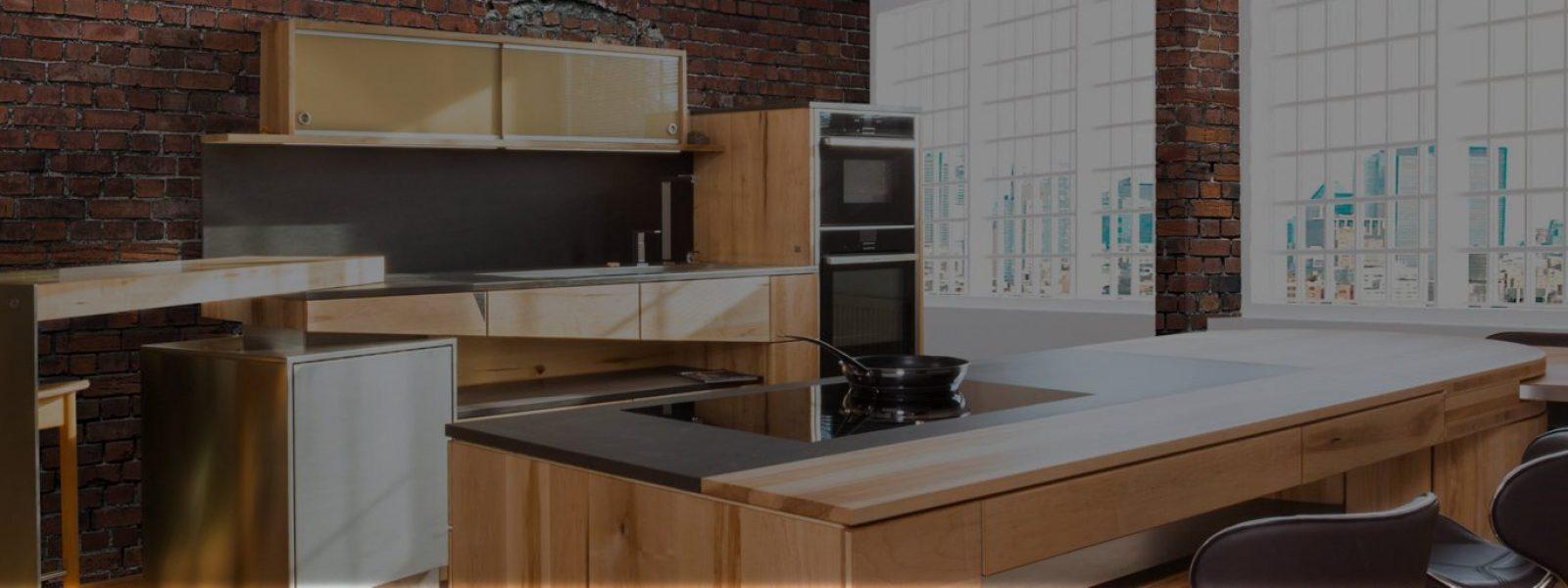 Küche sucht Haus