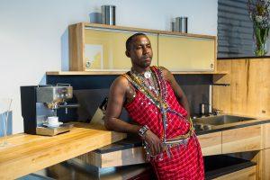 Küche Archi-tur beliebt auch in Kenia