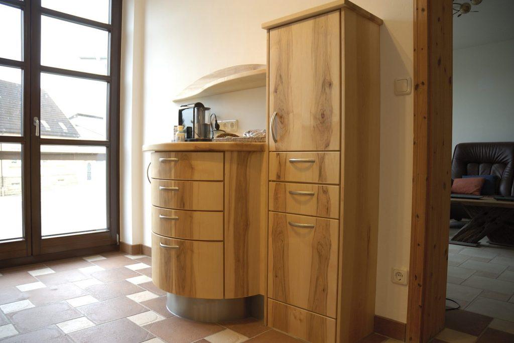 runde Küchenmöbel